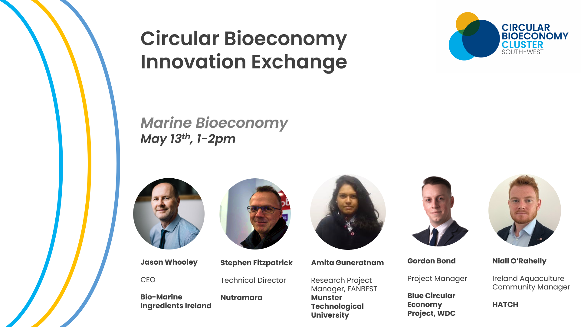 Innovation Exchange: Marine Bioeconomy